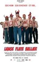 Lange flate ballær