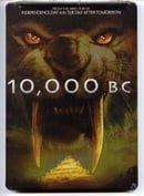 10,000 BC (Steelbook)