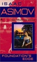 Foundations Edge (Foundation)  by Asimov, Isaac