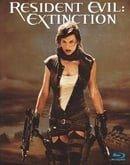 Resident Evil: Extinction (Blu-ray Steelbook Bonus Disc)