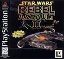 Star Wars: Rebel Assault II - The Hidden Empire