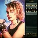 "Madonna - Crazy For You / Keep It Together (7"" Vinyl)"