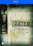 Se7en (Blu-ray - Region: B)