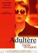 Adultère, mode d
