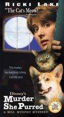 """The Wonderful World of Disney"" Murder She Purred: A Mrs. Murphy Mystery"