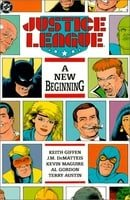 Justice League: A New Beginning (Justice League (DC Comics))