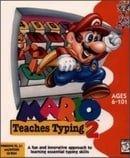 Mario Teaches Typing 2