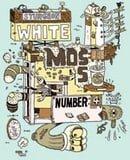 Sturgeon White Moss #4