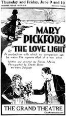 The Love Light                                  (1921)