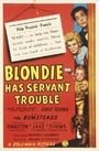 Blondie Has Servant Trouble