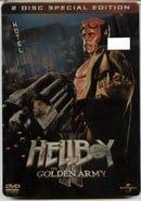 Hellboy II: The Golden Army (Steelbook) - R3