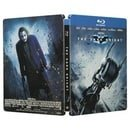 The Dark Knight STEELBOOK EDITION(2008, Blu-ray Disc)