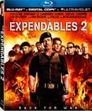 The Expendables 2 (Blu-ray + UltraViolet + Digital Copy)