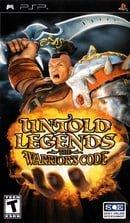 Untold Legends: The Warrior