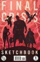 Final Crisis Sketchbook #1