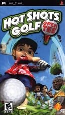 Hot Shots Golf: Open-Tee
