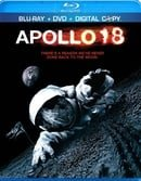 Apollo 18 (Blu Ray / DVD Combo Pack)