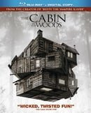 The Cabin in the Woods (Blu Ray / Digital Copy)