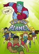 Captain Planet and the Planeteers                                  (1990-1996)