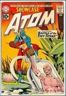 Showcase #34, (Comic - Sept.-Oct. 1961) (Vol. 1)