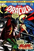"Tomb of Dracula #10 ""1st Appearance of Blade, the Vampire Hunter"""