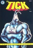 TICK # 1(3rd printing),2-12(all 1st prints) (TICK, The (1988 NEC))