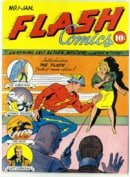 Flash comics (Famous 1st editions : limited collectors
