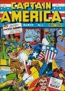 Captain America Comics #1 (Mar. 1941)