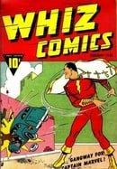 Famous 1st Edition: Whiz Comics Feb. 1940, Famous 1st Ed. Vol 1, Nov. F-4, 1974