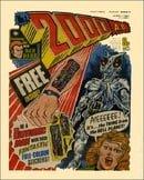 2000 AD Annual. 1978 [Judge Dredd]