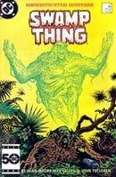 Saga of the Swamp Thing #37