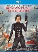 Resident Evil: Retribution (UltraViolet Digital Copy) (Blu-ray)