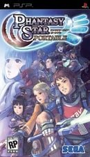 Phantasy Star Portable