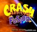 Crash Bandicoot: Fusion (GBA)