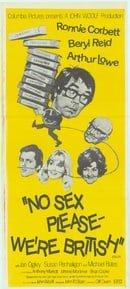 No Sex Please: We