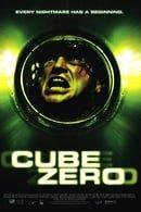 Cubeº: Cube Zero                                  (2004)