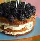 Blackberry Brown Sugar Meringue