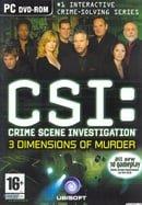 CSI: 3 Dimensions of Murder