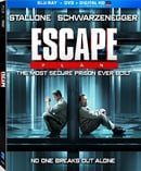 Escape Plan (Blu-ray + DVD + UltraViolet Digital Copy)