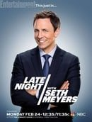 Late Night with Seth Meyers                                  (2014- )