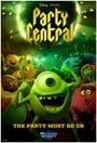 Monsters, Inc - Monsters University - Party Central