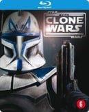 Star Wars Clone Wars Blu-Ray Nethelands Excl. SteelBook