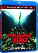 Piranha 3DD (Blu-ray 3D + Blu-ray + DVD)