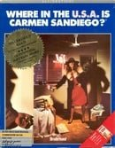 Where in the USA is Carmen Sandiego?