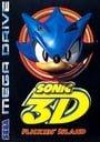 Sonic 3D Flickies Island (Megadrive)