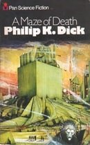 A Maze of Death (Pan science fiction)