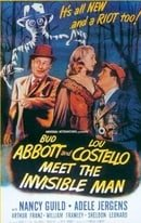 Bud Abbott and Lou Costello Meet the Invisible Man                                  (1951)