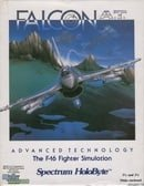 Falcon A.T.: The F-16 Fighter Simulation