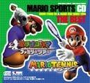 Mario Sports CD ~ Mario Tennis GC & Mario Golf Family Tour The Best