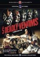 5 Deadly Venoms   [Region 1] [US Import] [NTSC]